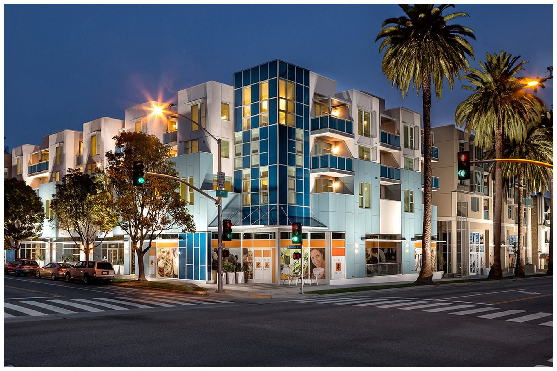 GIBSON - SANTA MONICA57 Residential Units. Media Systems provided:Common Area WiFiCommon Area AVApartment audio in all residential units.